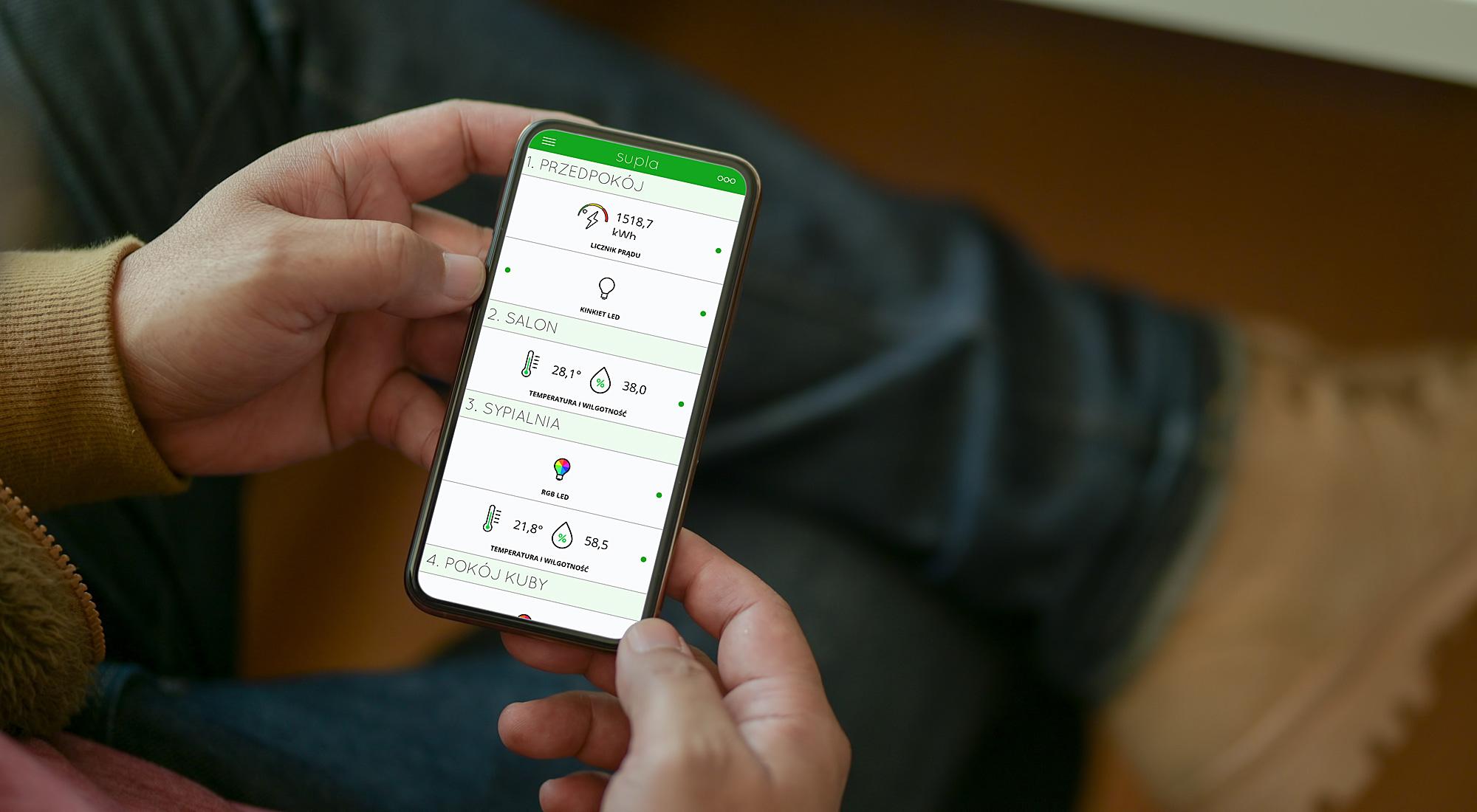 Czujniki temperatury i wilgotności Xiaomi Mijia LYWSD03MMC w Supli