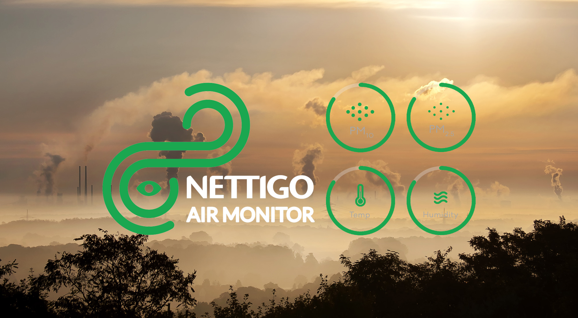 Nettigo Air Monitor czyli czym oddychamy